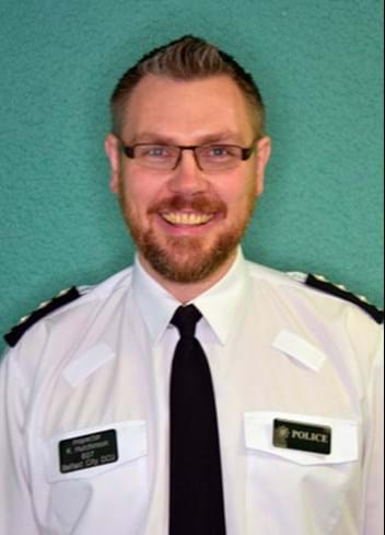 T/Chief Inspector Keith Hutchinson