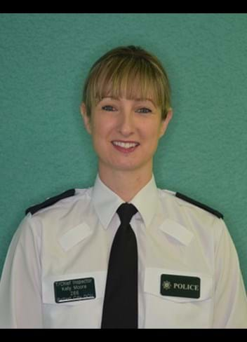 T/Chief Inspector Kelly Moore