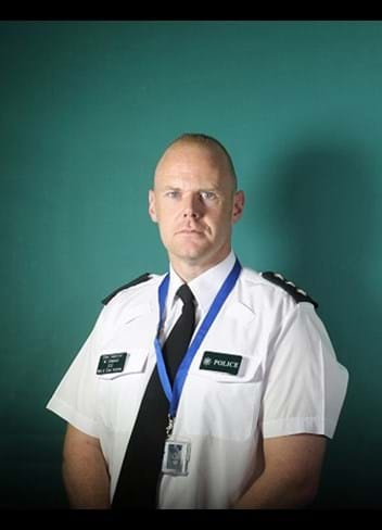 Chief Inspector Michael Simpson
