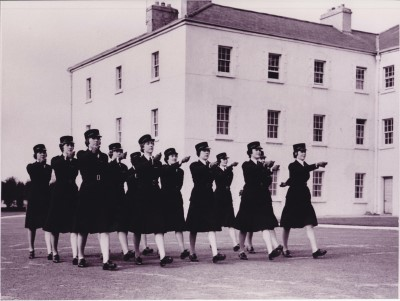 RUC Women Recruits
