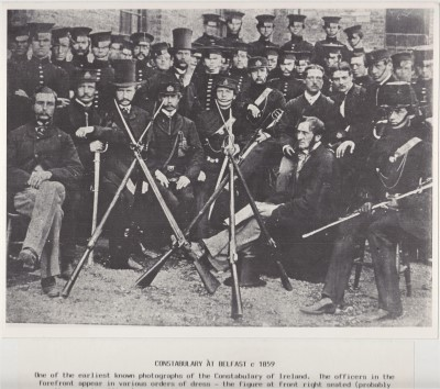 Constables and their officers